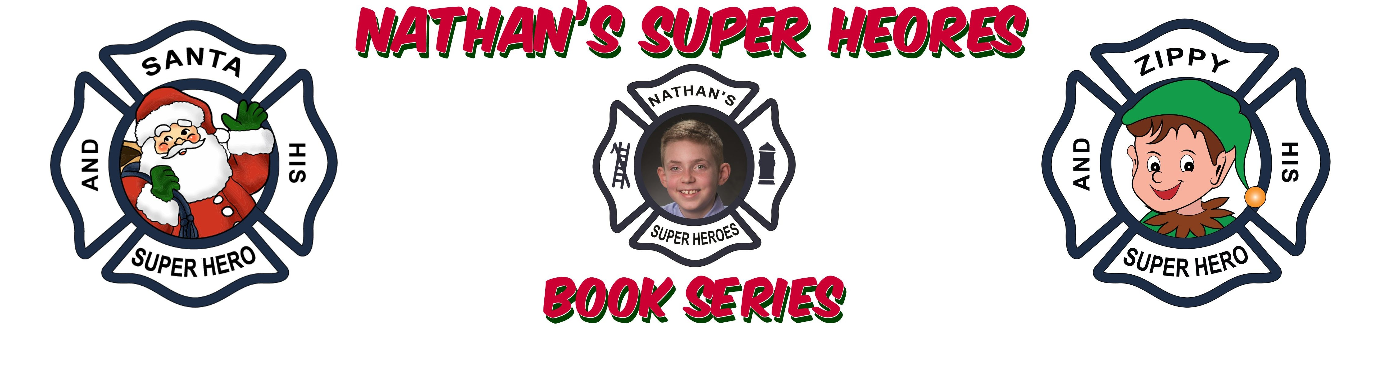 Nathans Super Heroes Book Series