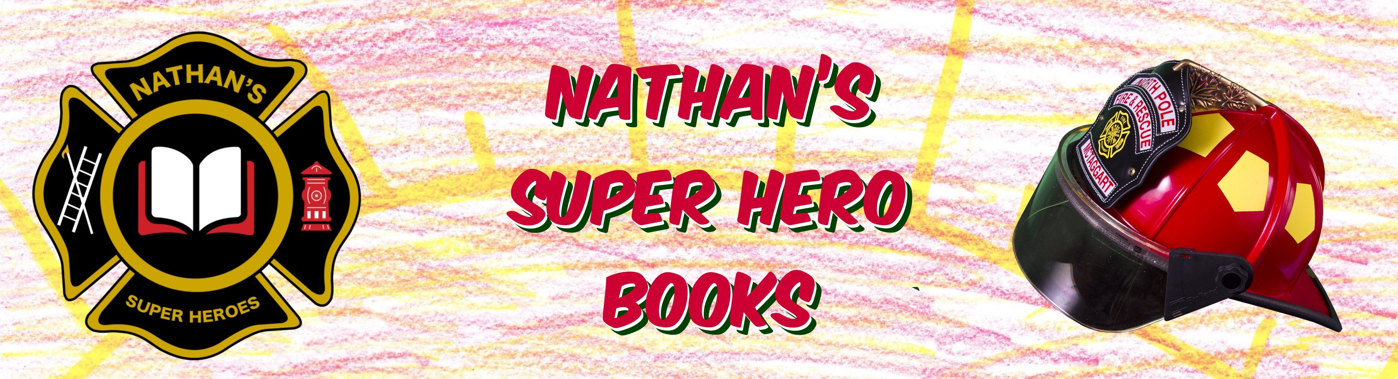 Nathans Super Hero Books